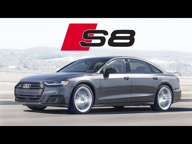 The 2020 <em>Audi</em> S8 is really Fast and MORE Comfortable than a BMW or Mercedes