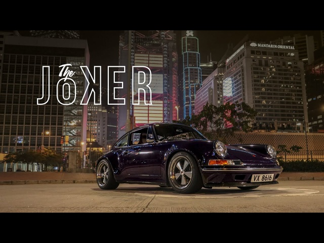 Kaege Retro Porsche 911: The Joker