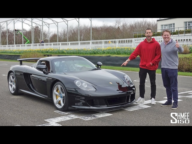My Friend BOUGHT a PORSCHE CARRERA GT!