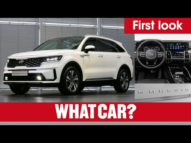2020 Kia Sorento revealed – RADICAL makeover for large SUV | What Car?