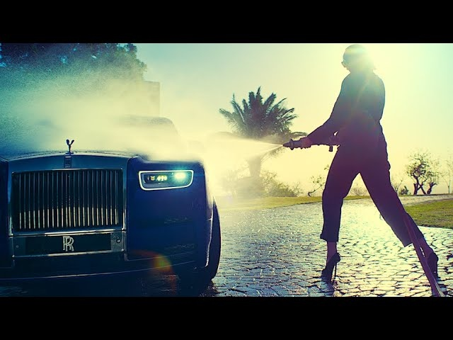 Rolls Royce Very Funny Commercial Gwendoline Christie 2020 Rolls Royce Commercial Phantom CARJAM TV