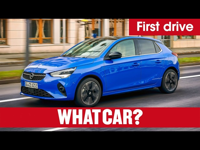 2020 <em>Vauxhall</em> Corsa-e review – game-changing electric car? | What Car?