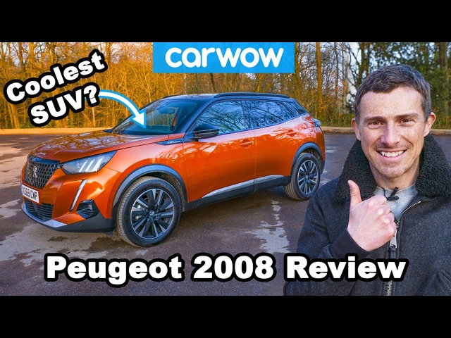 The <em>Peugeot</em> 2008 changed my mind about small SUVs! REVIEW
