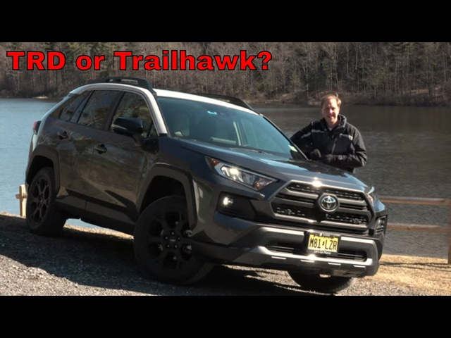 2020 Toyota RAV4 TRD Off-Road | A Little More Adventure | Steve Hammes