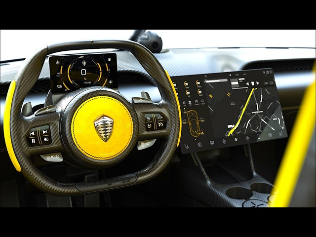 Cleaner Than Electric CO2 Neutral Koenigsegg 1700bhp Electric Hybrid Engine Video Koenigsegg CARJAM