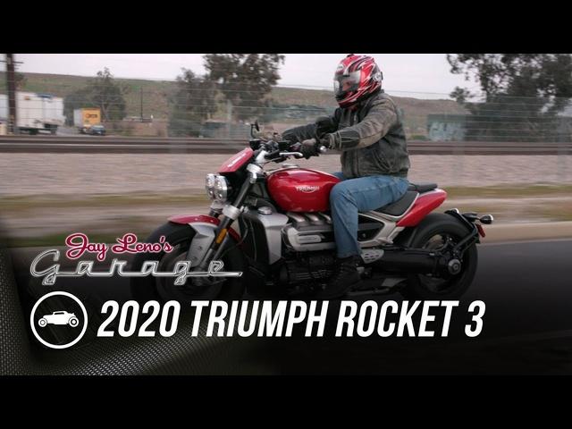 2020 Triumph Rocket 3 -Jay Leno's Garage