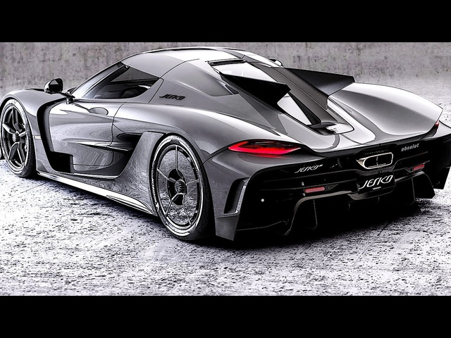 Last Ever Fastest Koenigsegg Jesko Absolut End Of Line Koenigsegg Fastest Car Ever CARJAM TV 2020