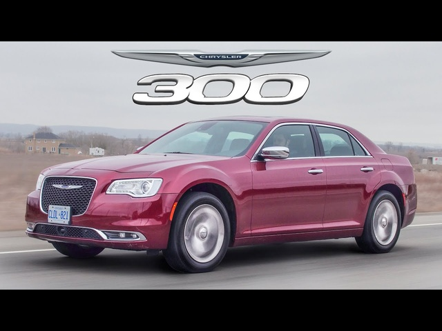 The 2020 Chrysler 300 Still Exists