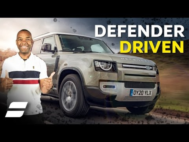 New Land Rover Defender Review: On & Off Road In The UK |4K