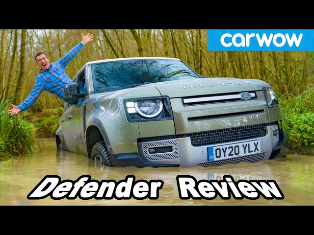 The new Land Rover Defender almost broke my leg!!! *IN-DEPTH REVIEW*