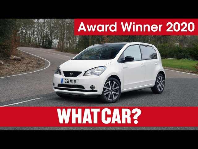 Seat Mii Electric: our 2020 Small Electric Car (for less than £25,000) | What Car? | Sponsored