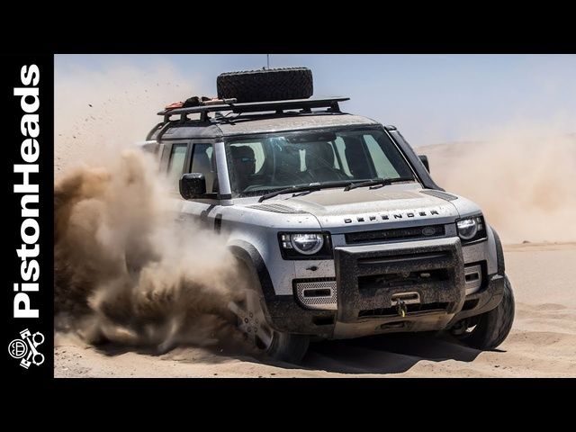 Land Rover Defender (2020) | The Namibia Showreel | PistonHeads