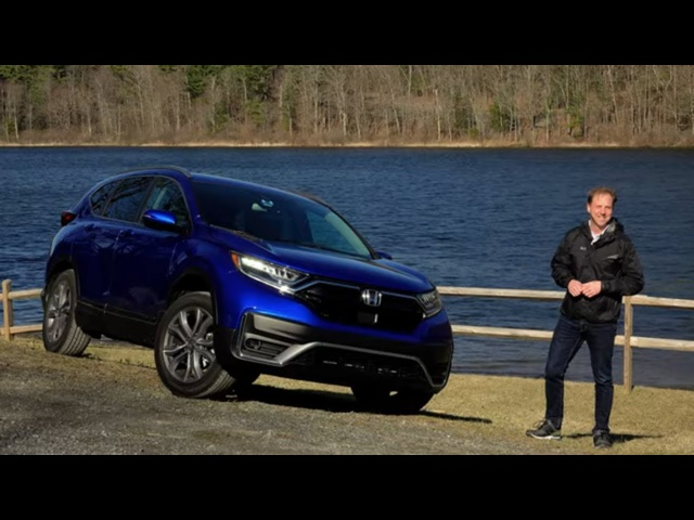 2020 <em>Honda</em> CR-V Touring | Holding off the RAV4 | Steve Hammes