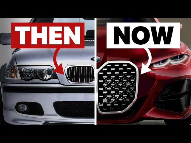 Why Are New BMW Grilles So Big?