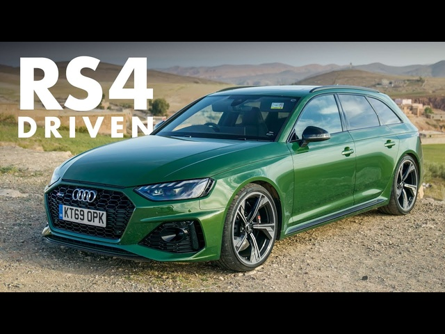 2020 Audi RS4: Road Review | Carfection 4K