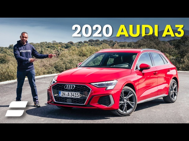 2020 <em>Audi</em> A3 Review: Just A Fancy Ford Focus?
