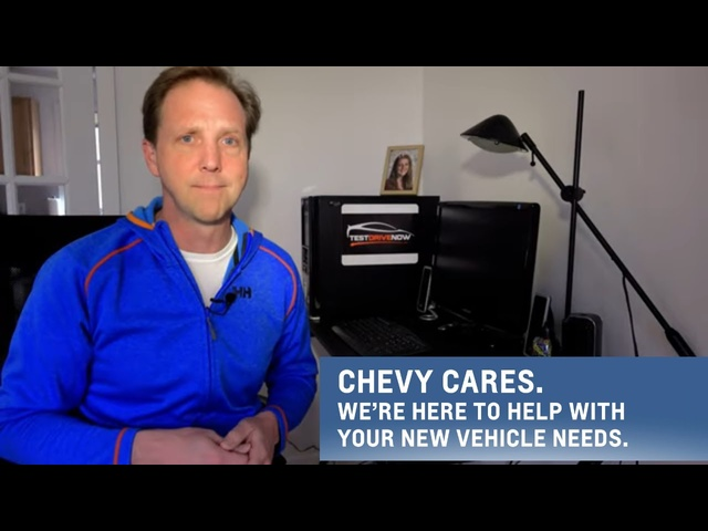 Your Guide to Financial Assistance During Crisis | Chevrolet's Response