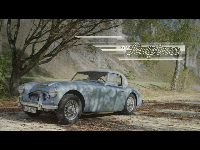 1961 Austin-Healey BT7 3000: The Sculpture