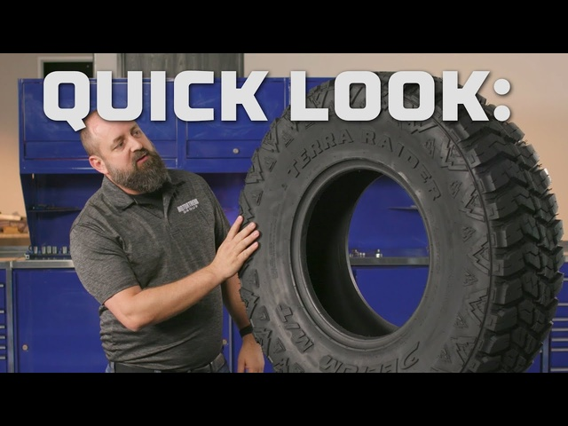 Product Demonstration: Delium Terra Raider M/T KU-255—Max Traction Offroading Tires! | MotorTrend