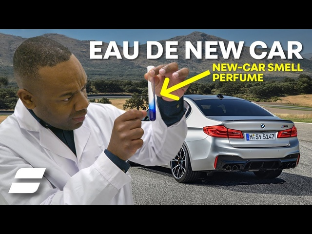 Our April Fools Car Perfume Is REAL: Win A Bottle of Eau De New Car!