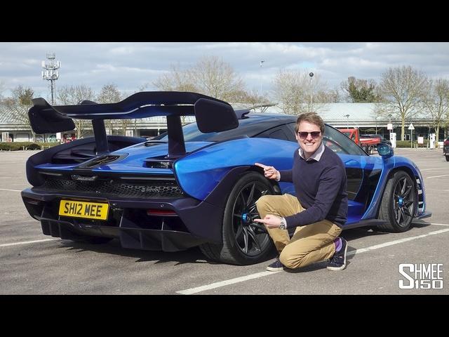 I'm Scared to Drive My <em>McLaren</em> Senna!