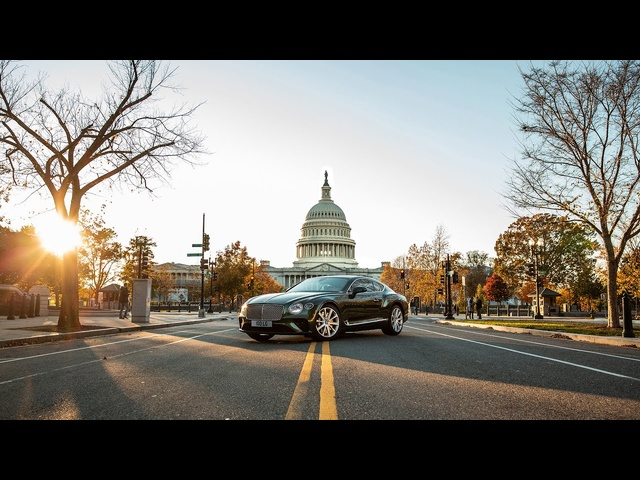 An Epic Tour Across America in the <em>Bentley</em> Continental GT