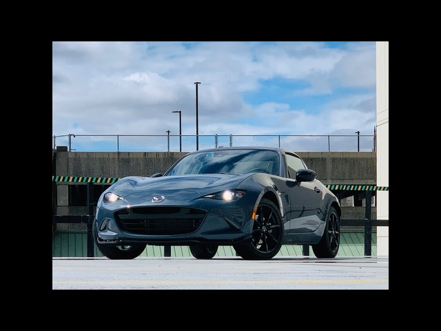 2020 Mazda Miata RF | 6-speed AT in Da Club | Steve Hammes