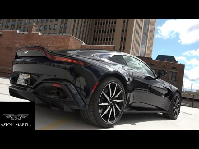 2020 Aston Martin Vantage | British Buffoonery | Steve Hammes