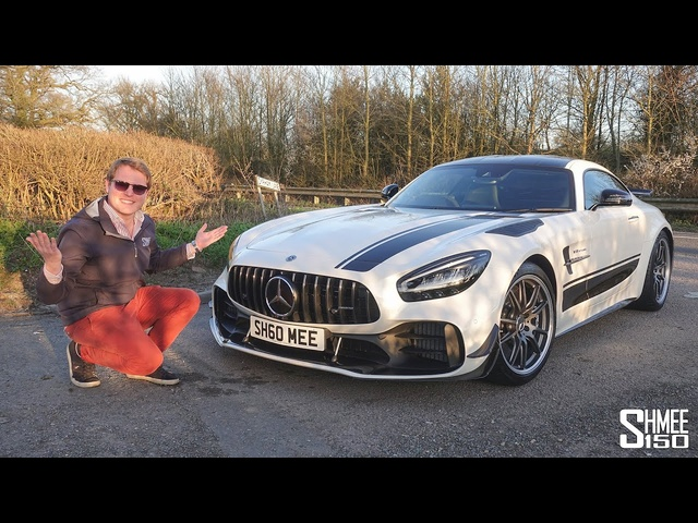 Why BOTH the AMG GT R Pro and GT R Roadster?