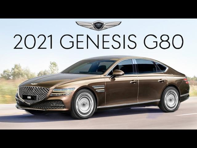 2021 Genesis G80 in Depth Look -Better Than aBMW 5 Series?