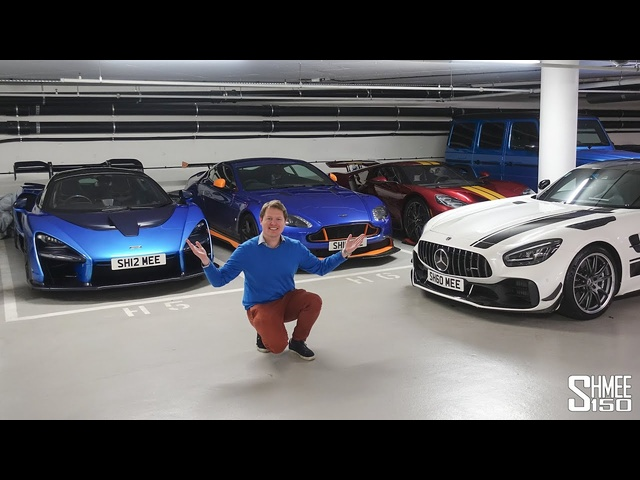 ALL MY CARS! The Full Story of the Shmeemobiles