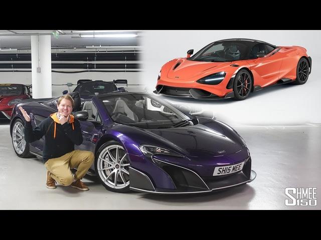 McLaren 765LT! Will IUpgrade My 'Lost' 675LT?