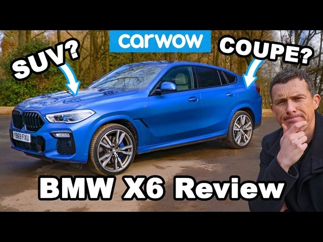 New BMW X6 2020 review: the ultimate SUV?
