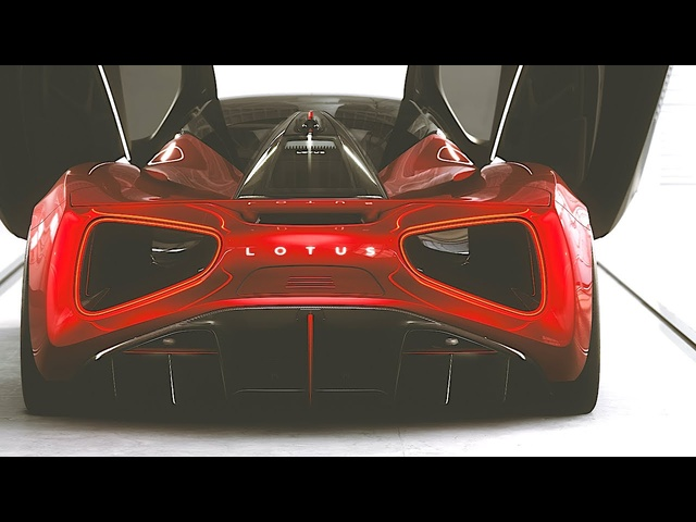 $2.3m Lotus Evija Electric Supercar Is Great Value Video New Electric Lotus Evija Price Carjam 2021