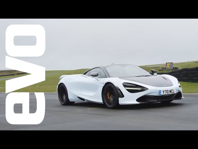 McLaren 720S - quicker than a <em>Ferrari</em> 488 Pista? | evo LEADERBOARD