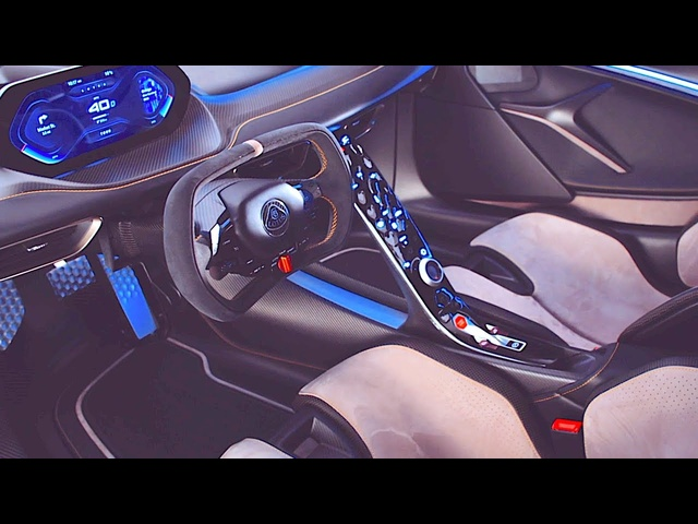 $2.3m Bespoke Interior Lotus Evija Video Options Interior Lotus Evija Configurator Electric Carjam
