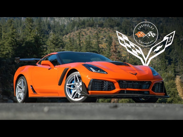 C7 Corvette ZR1: Road Review | Carfection 4K