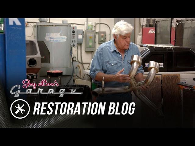 Restoration Blog: April 2020 -Jay Leno's Garage