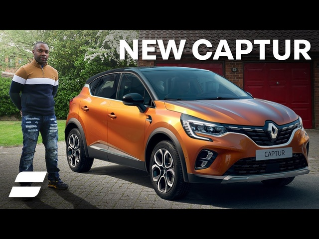 NEW <em>Renault</em> Captur Review: Stylish, Quirky and Fun?