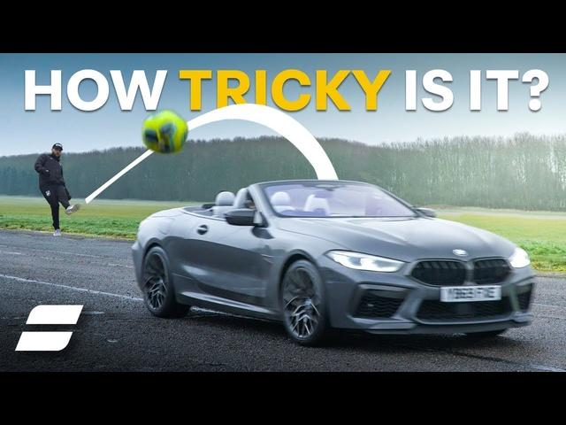 <em>BMW</em> M8 CROSSBAR Challenge with AFTV | 4K
