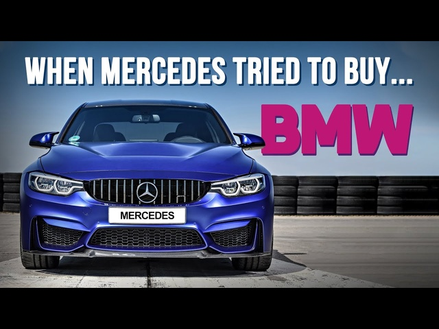 When Mercedes Tried To Buy BMW