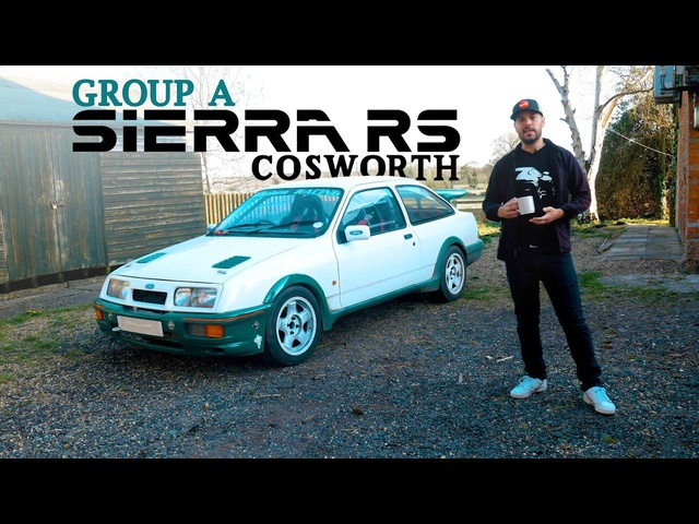 Ford Sierra RS Cosworth: Awesome Rally Car Build! | Carfection +