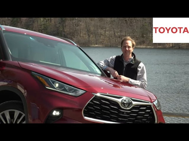 2020 Toyota Highlander Platinum | Closer to Lexus | Steve Hammes
