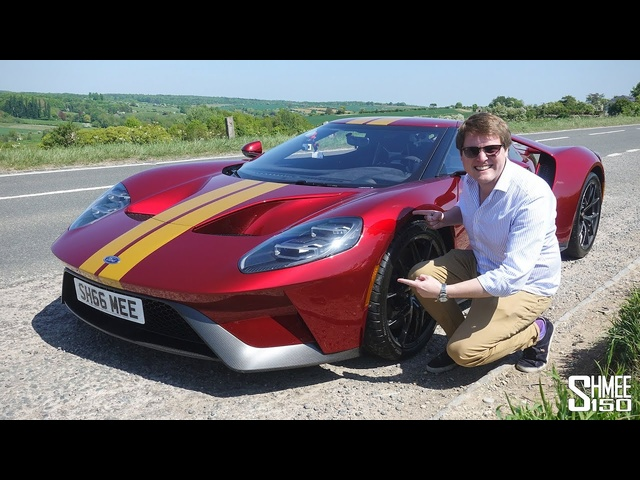 The Future for My Ford GT! First Drive in 6 Months