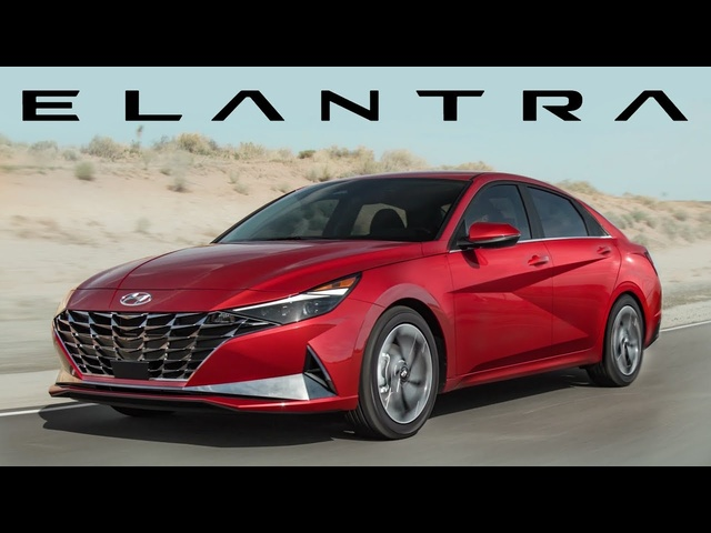 2021 Hyundai Elantra in Depth Look - Did they go too far? TRIANGLES!