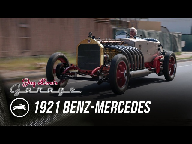 1921 Benz-Mercedes Rabbit-the-First - Jay Leno's Garage