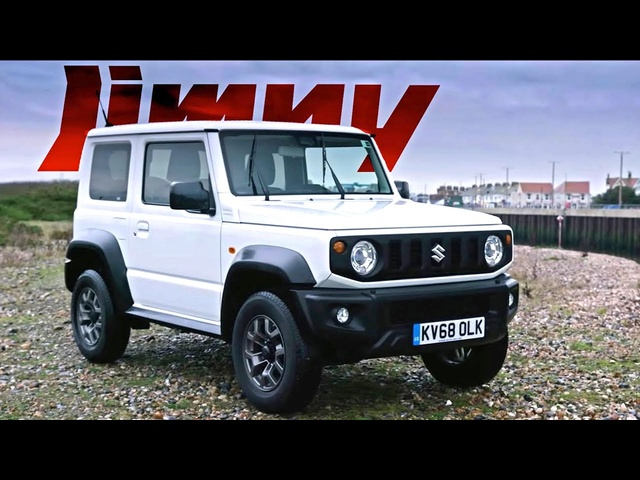 This Modified Suzuki JIMNY Is Also A BOAT! | Carfection