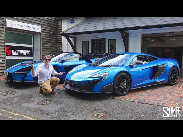BUYING BACK My Old <em>McLaren</em> 675LT Coupe?