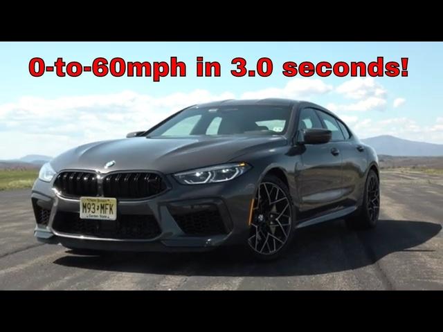 2020 <em>BMW</em> M8 Competition Gran Coupe | The Devil Inside | Steve Hammes