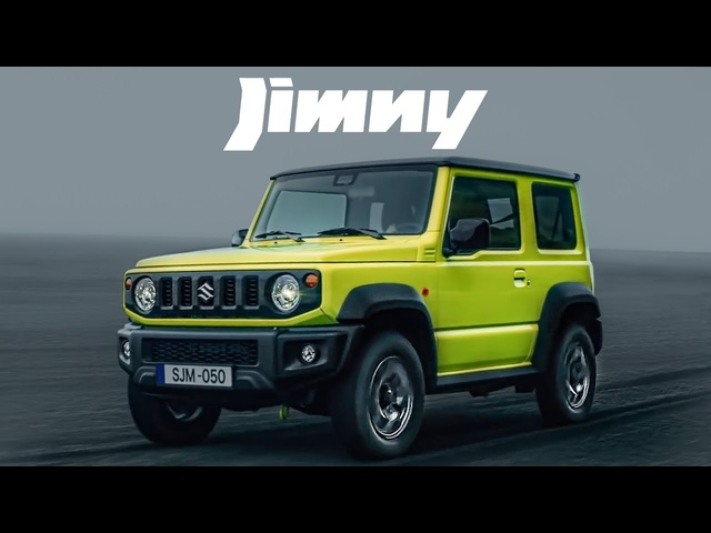 2020 Suzuki Jimny North American in Depth Look - Cooler than a Mercedes G-Wagen?